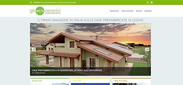 Blog Magazine Gli Ecocentrici