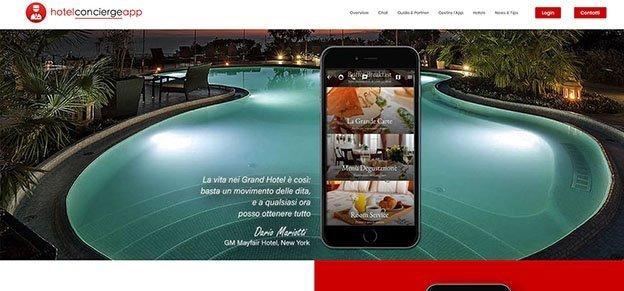 Hotel Concierge App